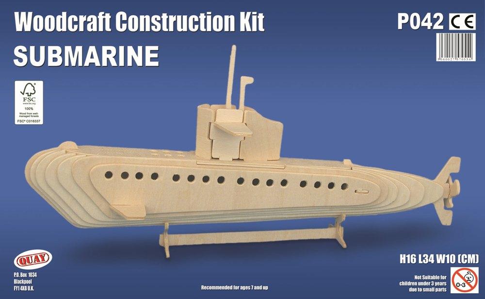 P042 Submarine - Quay Imports Ltd
